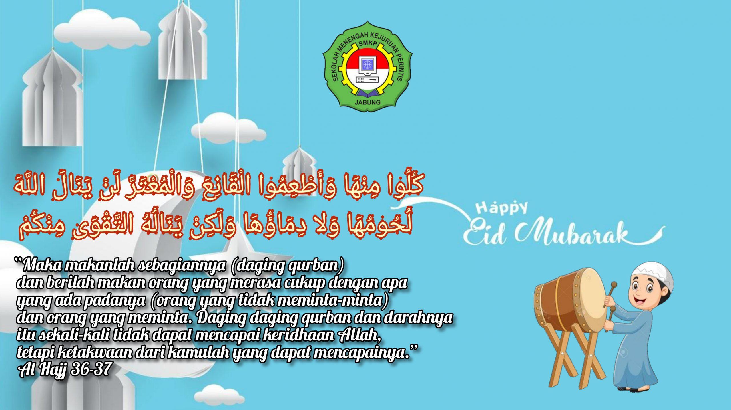 Hari Raya Idul Adha 1441 Hijriyah