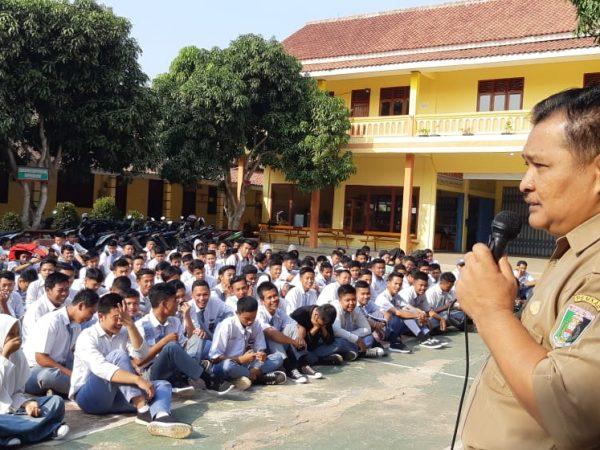 Sambutan Kepala Sekolah SMK Perintis Adiluhur Awal Tahun Pelajaran 2020/2021
