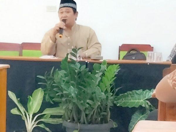 Kegiatan Rapat Panitia Prakerin dengan Wakakur, Kajur dan Guru Pembimbing SMK Perintis Tahun ajaran 2021/2022